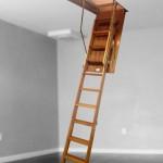 Escada de sótão madeira - Escadup
